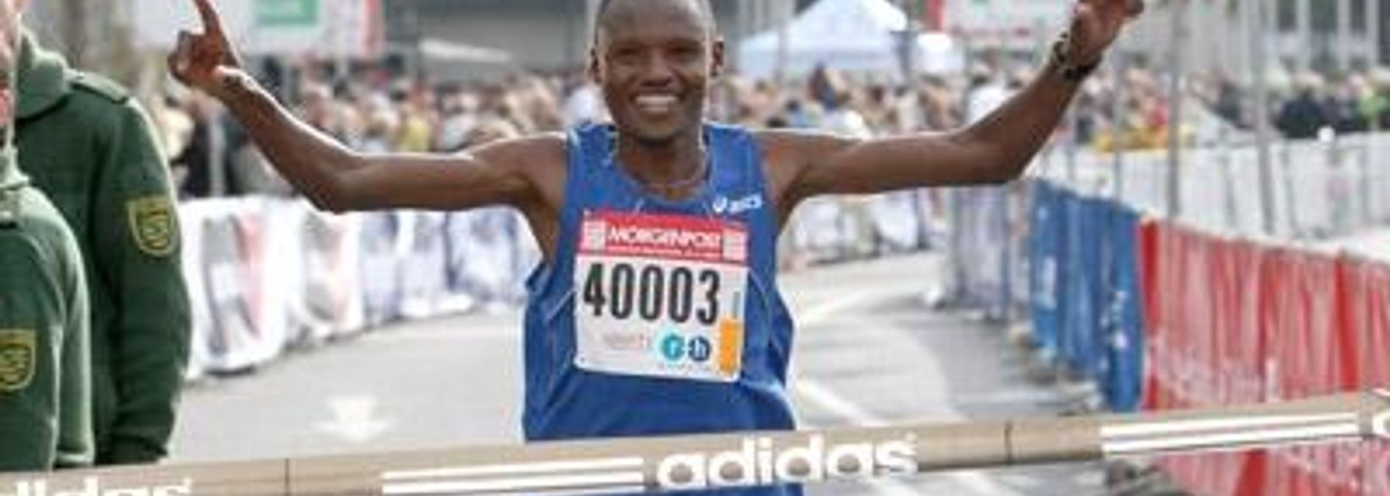 marathon, world silver medallist Phaustin Baha Sulle of Tanzania has two goals: the world title and the world best mark.
