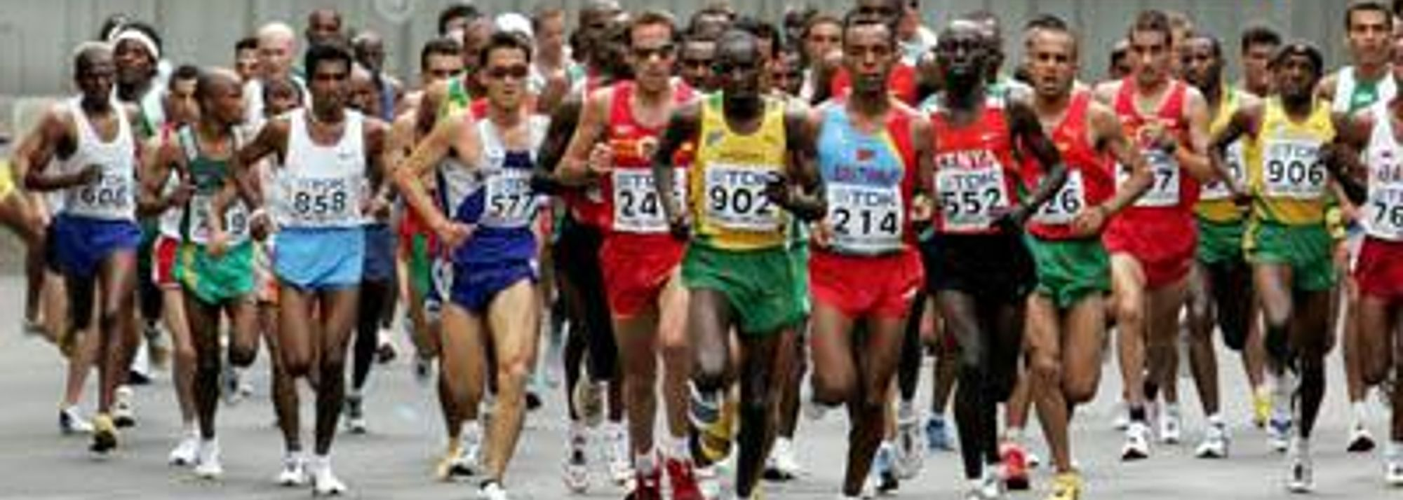 In what could well be remembered as one of the big surprises of the 10th IAAF World Championships in Athletics, Tanzanian runner Christopher Isegwe won his country's first ever medal in the 22-year history of the World Championships when finishing second in the Marathon behind Morocco's runaway champion Jaouad Gharib.