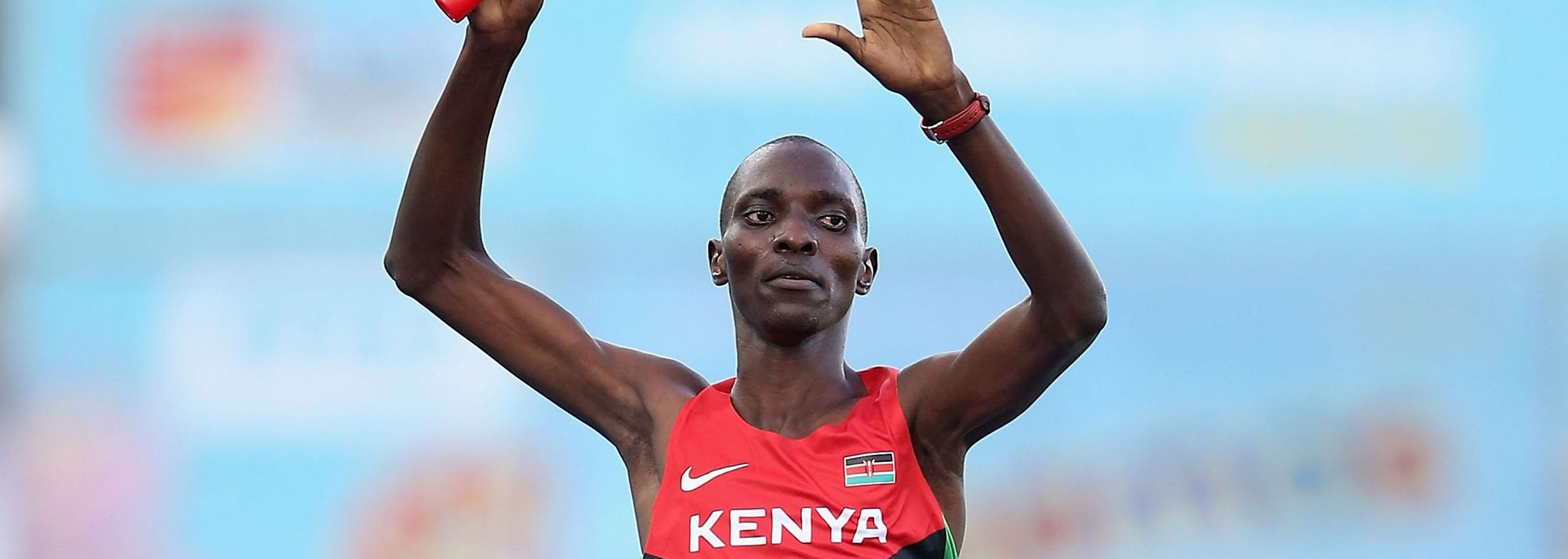 it was widely agreed that Kenya was fully capable of breaking the men's 4x1500m world record at the IAAF World Relays but, unlike in the women's event which had been relatively rarely run at international level before this year, most pundits stopped short of calling the men's mark a certainty.