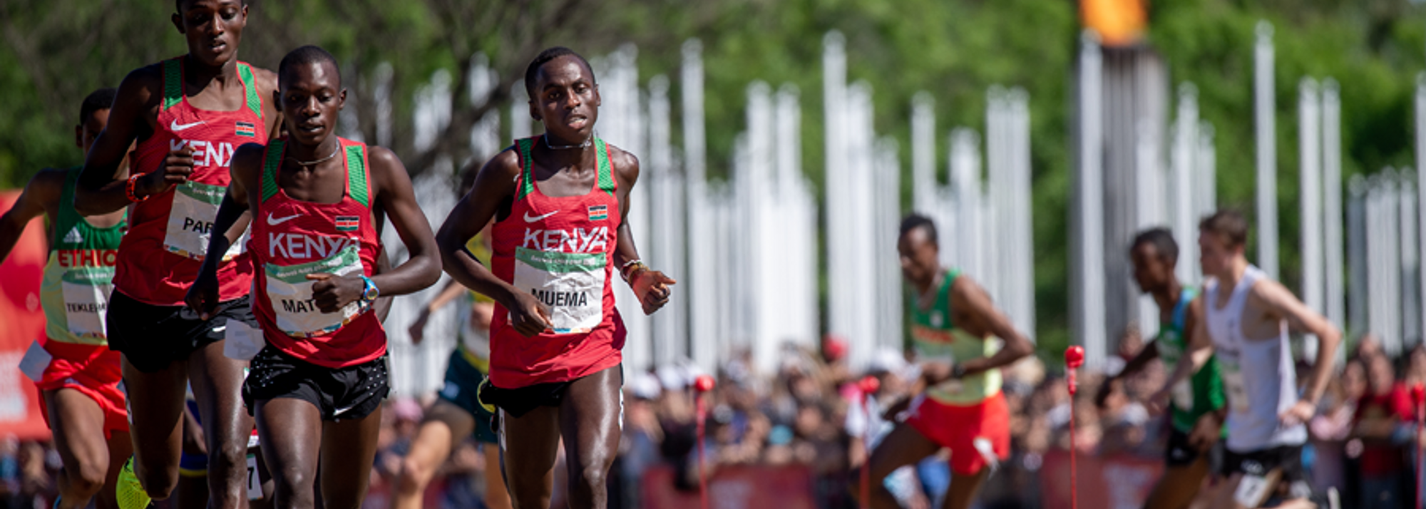 After a 94-year hiatus, cross country returned to the Olympic arena on Monday (15) at the Buenos Aires 2018 Youth Olympic Games.