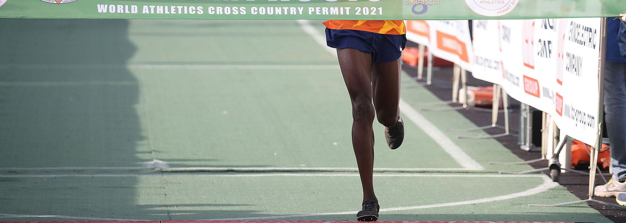Reigning world half marathon champion Jacob Kiplimo from Uganda and Tsehay Gemechu from Ethiopia claimed the victories at the 64th edition of the Campaccio in San Giorgio su Legnano, Italy, the first leg of the pandemic-shortened World Athletics Cross Country Permit series, on Sunday (21).