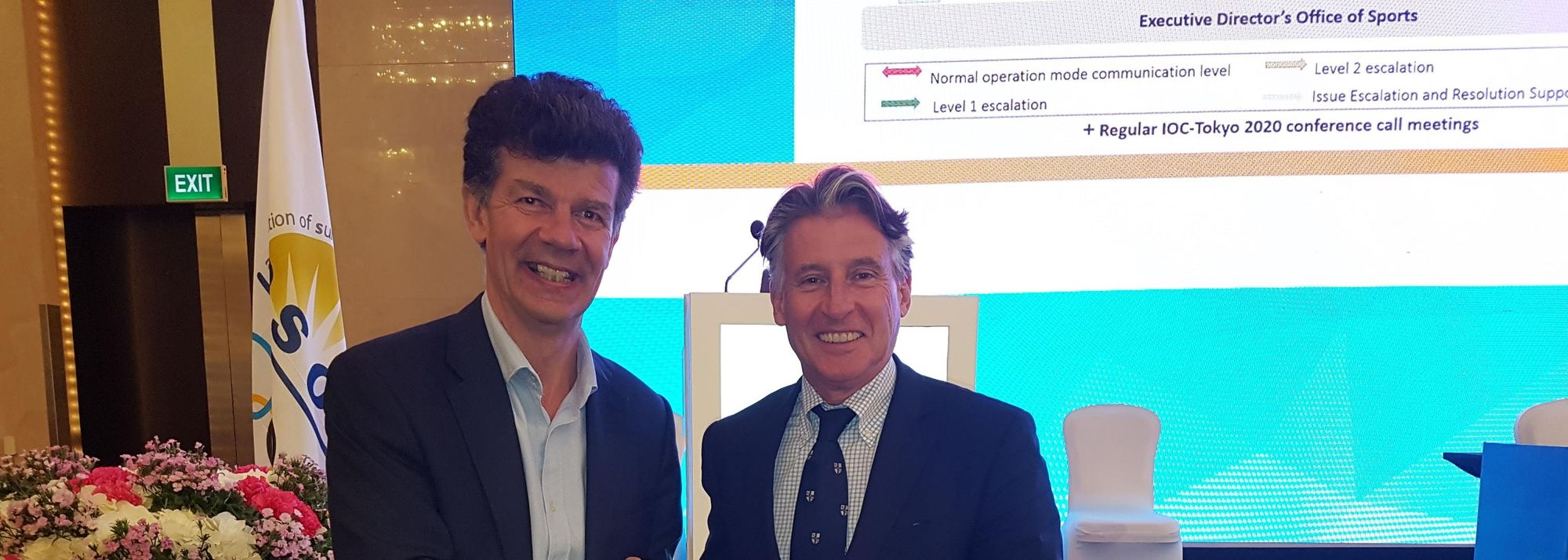 The IAAF World Championships London 2017 has been named Sportcal's Global Sports Event of the Year, the global sport market analysis firm announced today (17) at the SportAccord World Sport and Business Summit in Bangkok.