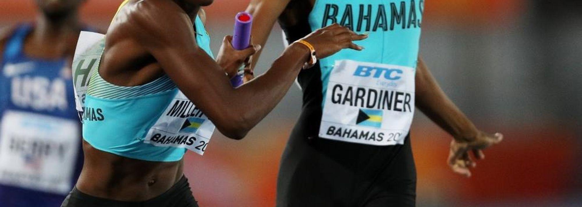 Mixed 4x400m final – IAAF/BTC World Relays Bahamas 2017