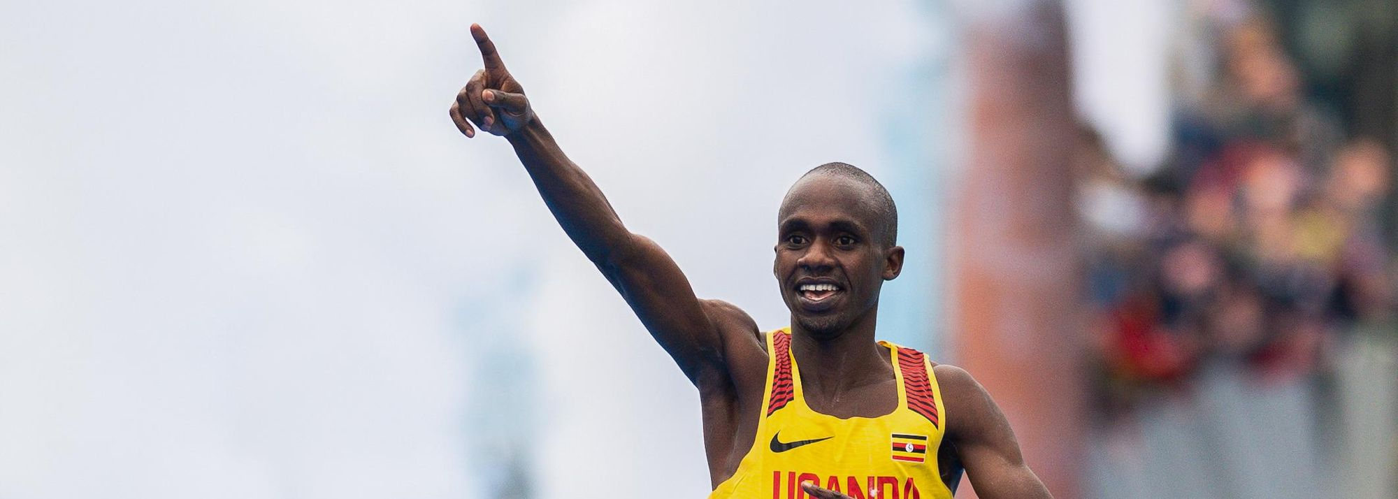 Kiplimo's rise continues with first senior world title