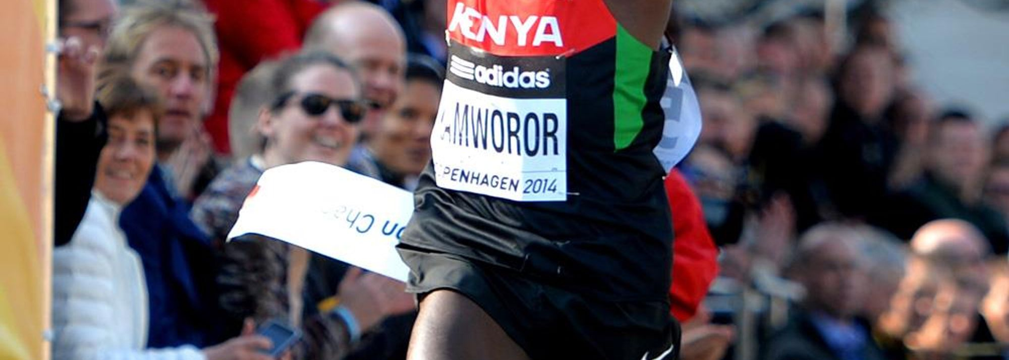 No sooner had Kenya's Geoffrey Kamworor deposed the dominant half marathon runner of the past decade, Zersenay Tadese, at the IAAF World Half Marathon Championships than he was setting his sights even higher – at the world record of 58:23 set by the man who has won five golds and a silver in the past six editions of this event.