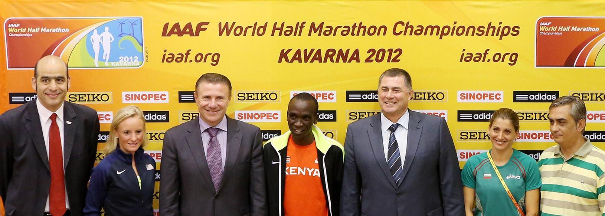 The IAAF / LOC press conference on the eve of the IAAF World Half Marathon Championships, was held today (5) at the Kavarna City Hall.