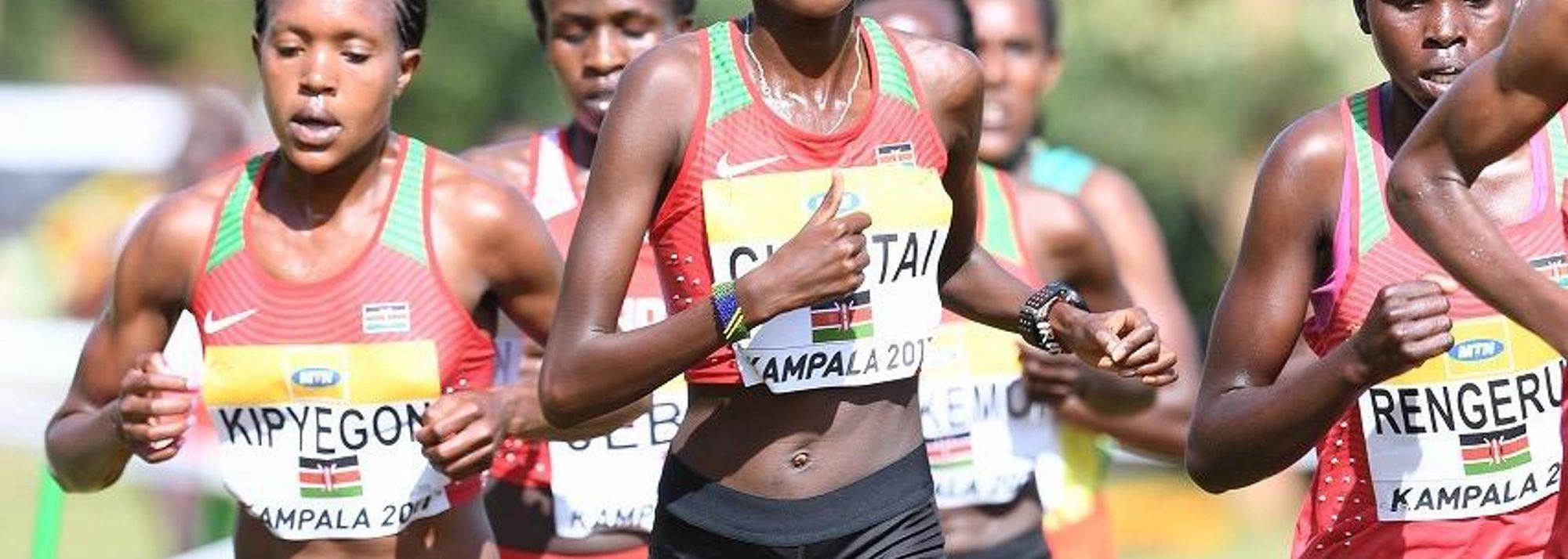 Arriving in the Ugandan capital with a team where world and Olympic medallists figured prominently, that Kenya would dominate the women's senior race at the IAAF World Cross Country Championships Kampala 2017 wasn't an especially major surprise.