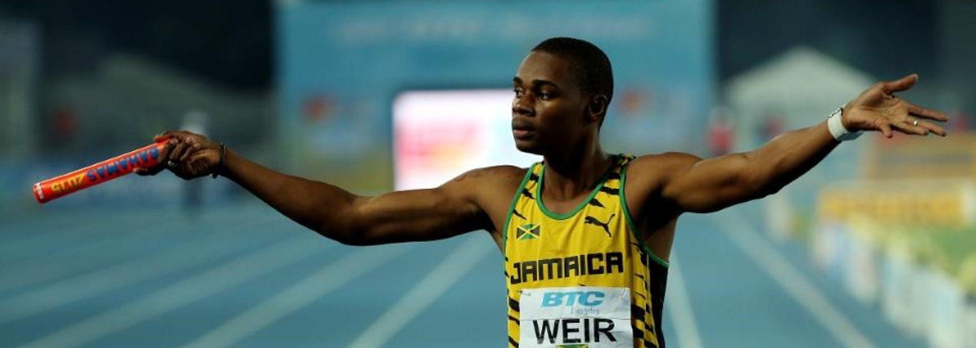 Men's 4x200m – IAAF/BTC World Relays, Bahamas 2015
