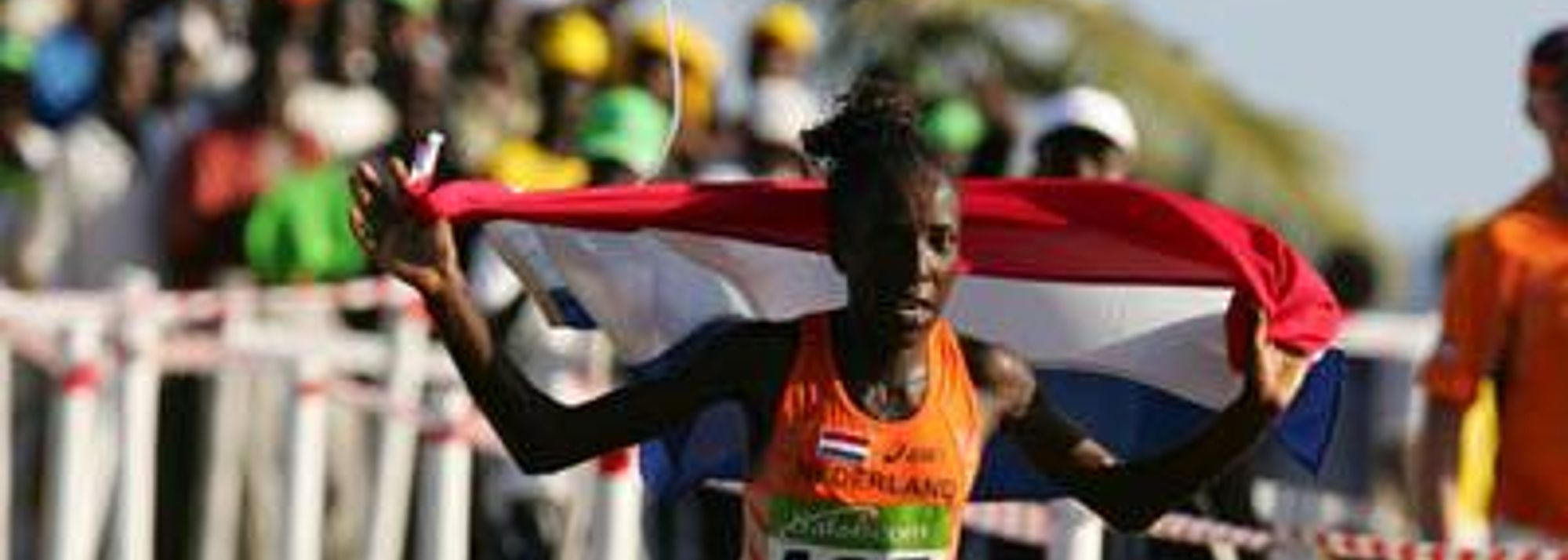 Holland's Lornah Kiplagat yesterday added another IAAF accolade to her World Road Running Championships victory last October stunning her fans - in both Europe and Africa - after an emphatic victory in the women's eight kilometres race at the 35th IAAF World Cross Country Championships, Mombasa, Kenya, which earned her a prize of US$30,000.