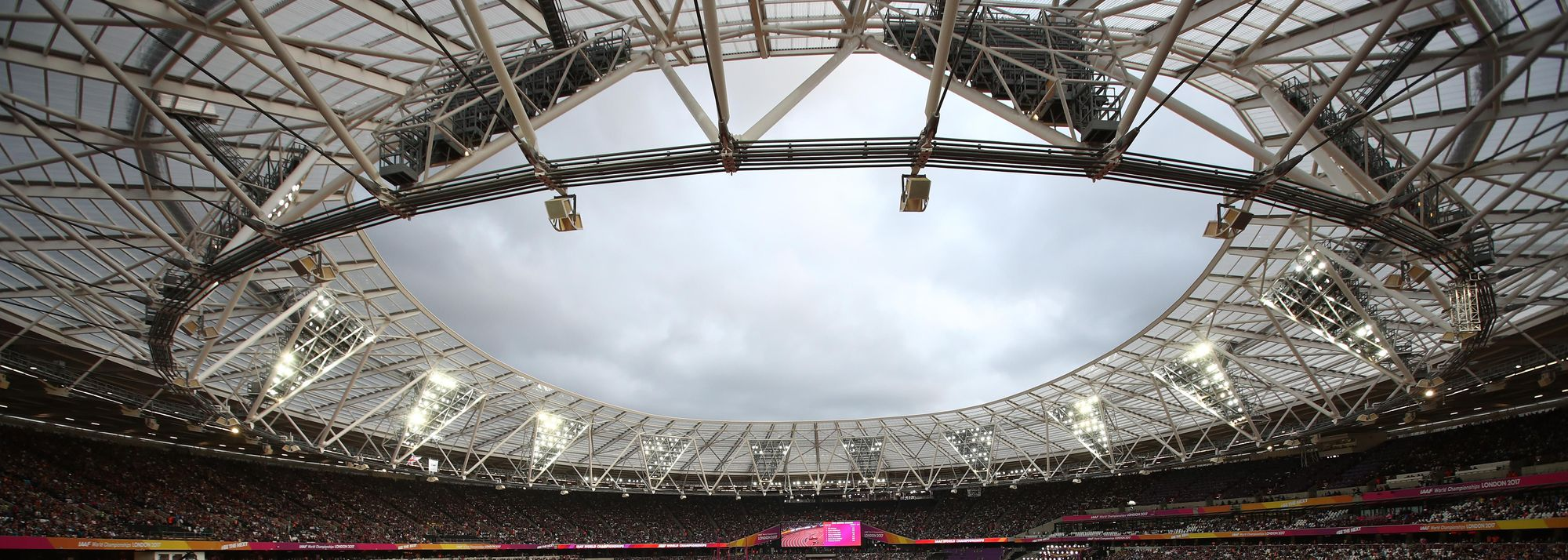 As the sporting calendar draws to an end, an event impact study has demonstrated the huge benefits of London hosting the world's biggest sporting event in 2017.
