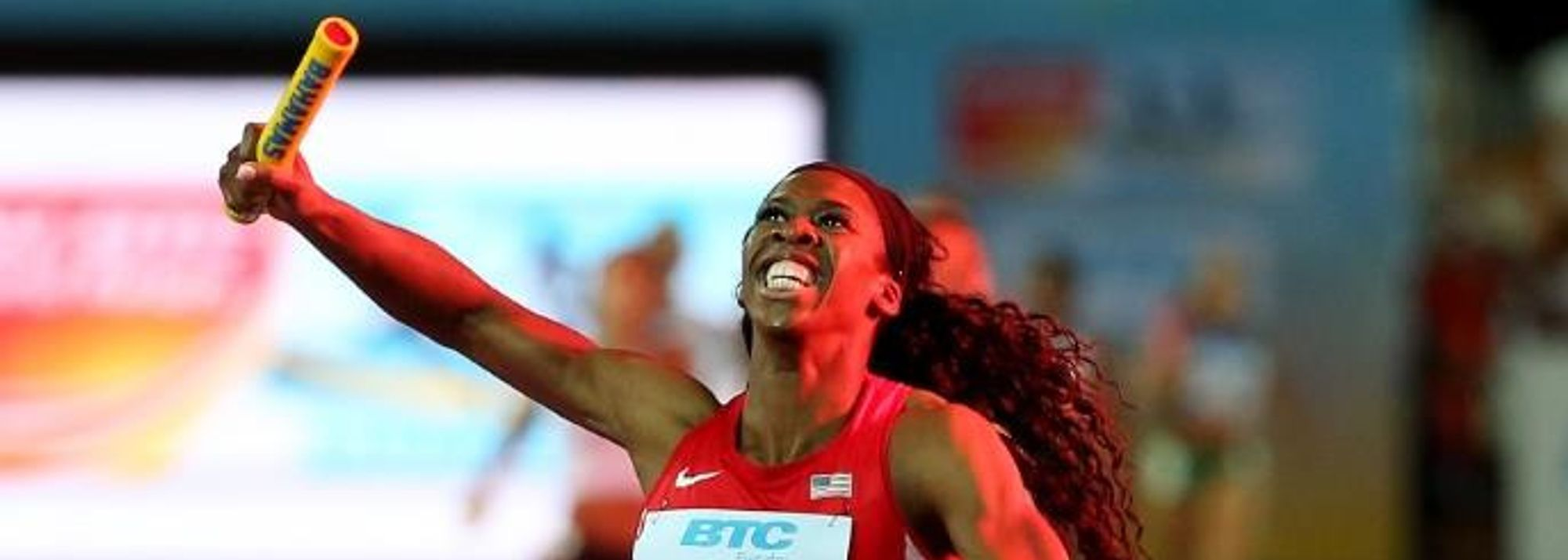 Women's 4x400m – IAAF/BTC World Relays, Bahamas 2015