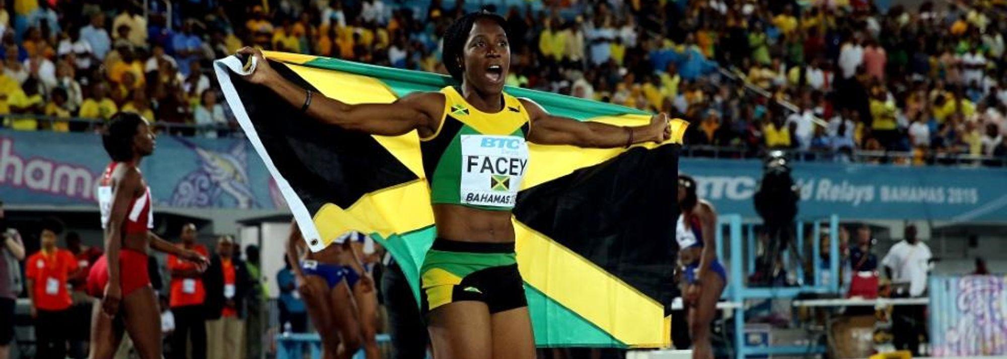 Women's 4x100m – IAAF/BTC World Relays, Bahamas 2015