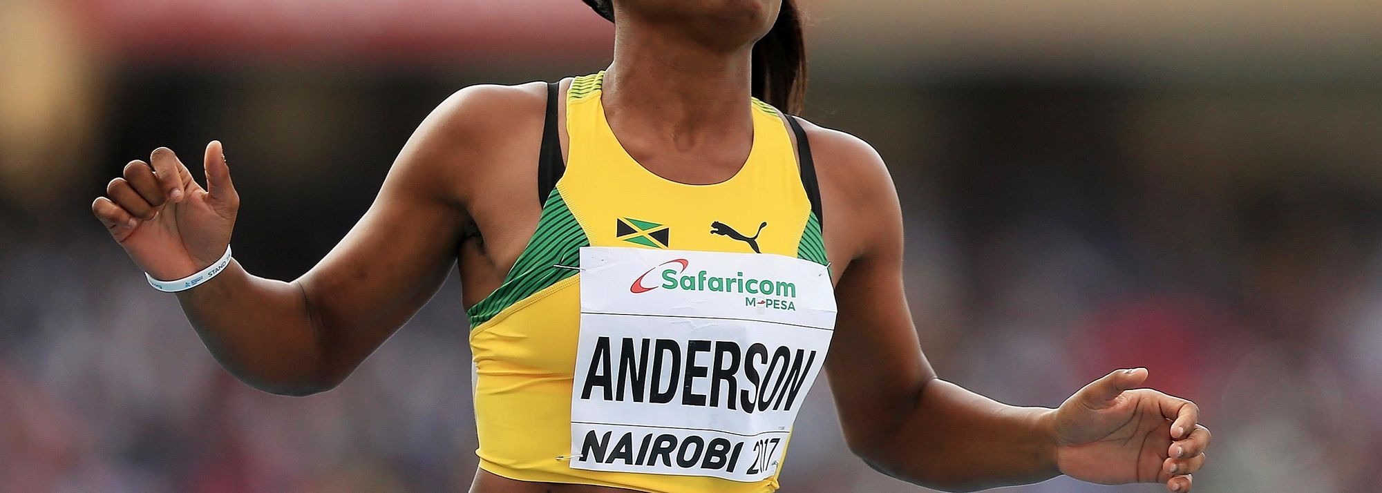 Britany Anderson didn't just beat a world U20 record this year; she broke the curse on age-group sprint hurdles bests.
