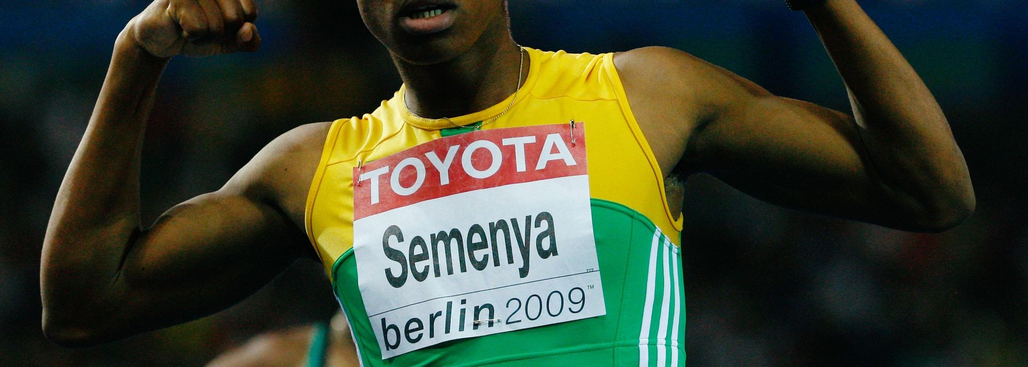 Capping a sensational rise, Caster Semenya captured the 800m World title, the first ever for South Africa in the middle distances.