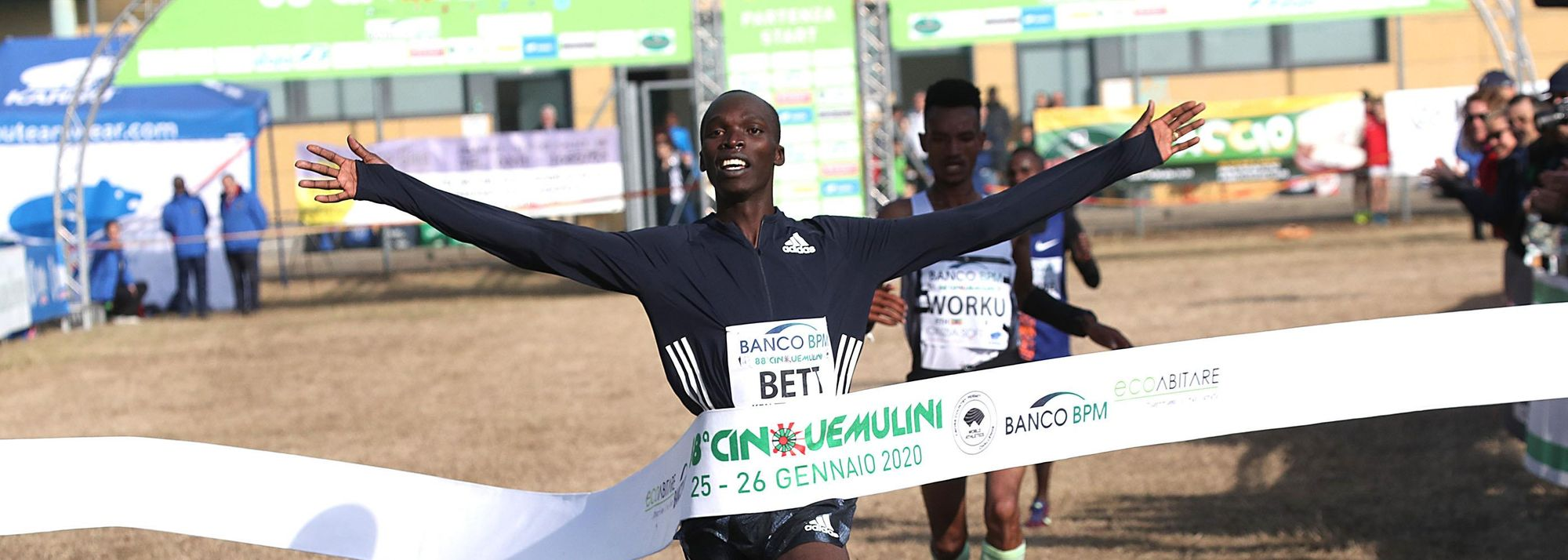 Kenyan Leonard Bett will be gunning for a successful title defence at the 89th edition of Cinque Mulini on Sunday (28), the historic race in the northern Italian city of San Vittore Olona which serves as the second leg of the 2021 World Athletics Cross Country Permit series.