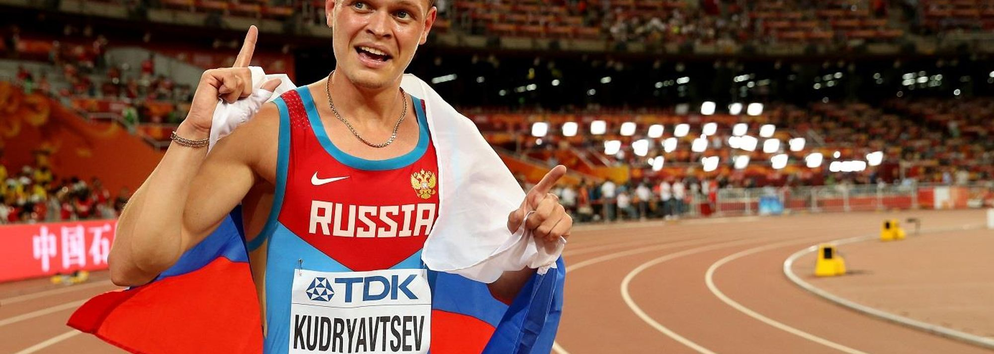 Denis Kudryavtsev is the leader of a group of young and ambitious group of athletes that has awakened interest in the 400m hurdles in Russia after a long hiatus.