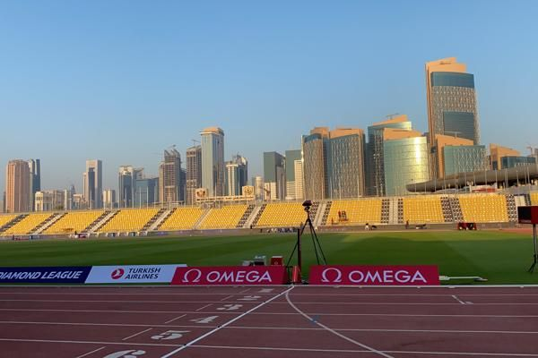 How to follow and <b>watch</b> the Diamond League meeting in Doha ...