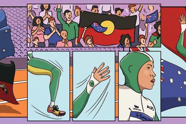 cathy-freeman-olympic-champion-comic-feature