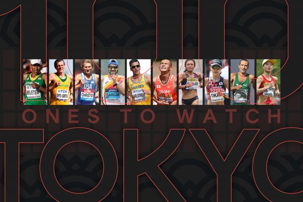100-athletes-watch-tokyo-olympics-race-walks