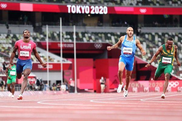 tokyo-olympic-games-men-100m-report