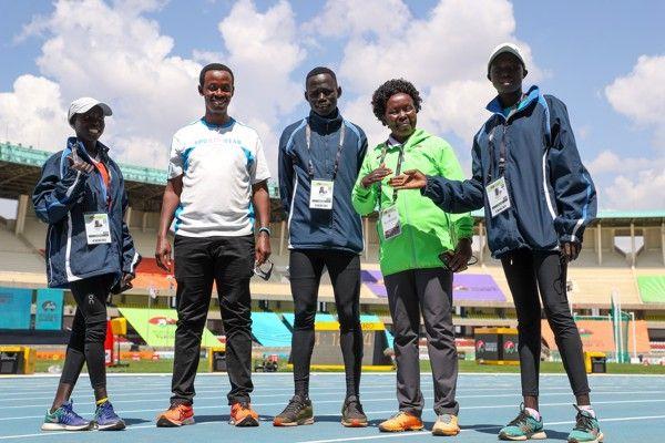 world-athletics-u20-championships-nairobi-refugee-team