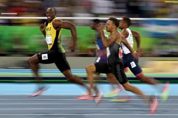 Rio 2016 arguably did more for the paralympic movement than any previous games with record tv audiences, more than 2.1 million passionate spectators and outstanding performances from para athletes. Report Men S 100m Semi Finals Rio 2016 Olympic Games Report World Athletics