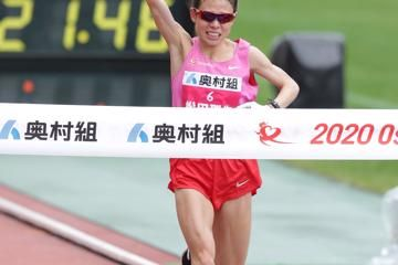 osaka-womens-marathon-2020-mizuki-matsuda