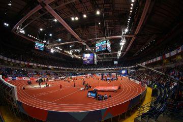 Belgrade's Stark Arena