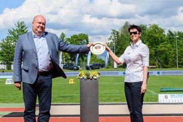 Hypo Meeting Götzis, Austria - World Athletics Heritage Plaque