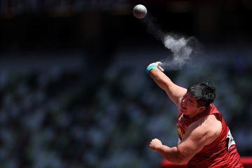 tokyo-olympic-games-women-shot-put-report