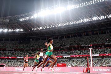 tokyo-olympic-games-women-200m-report