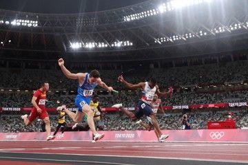 tokyo-olympic-games-men-4x100m-report