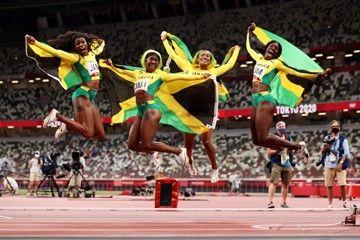 tokyo-olympic-games-women-4x100m-report