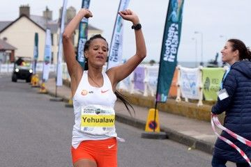 yehualaw-larne-world-half-marathon-record