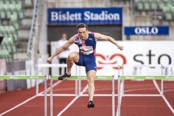 warholm-300m-hurdles-oslo-impossible-games