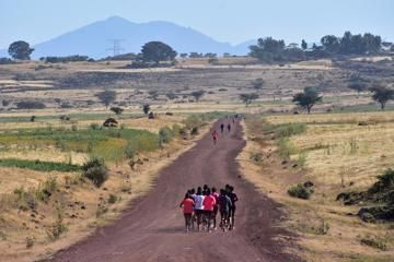 running-ethiopia-addis-ababa