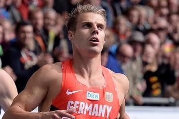 german-championships-julian-reus-100m-2014