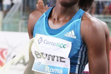 tori-bowie-100m-rome-iaaf-diamond-league