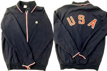 Bill Toomey's tracksuit jacket