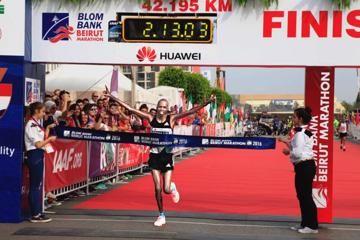 kiptoo-to-defend-beirut-marathon-title