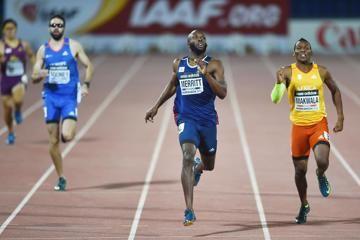report-mens-400m-iaaf-continental-cup-marrake
