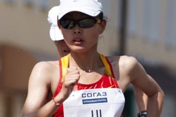 women-juniors-ichinese-race-walking-champions