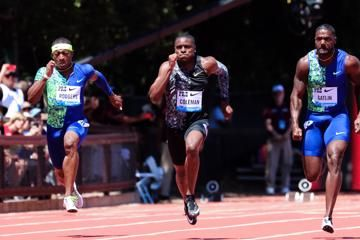 coleman-birmingham-diamond-league-100m